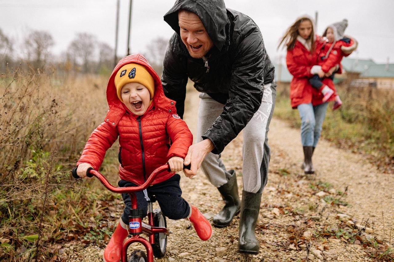 Guide til forældre: Varm vinterjakke til børn